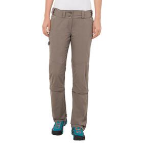 VAUDE Skomer - Pantalon Femme - marron